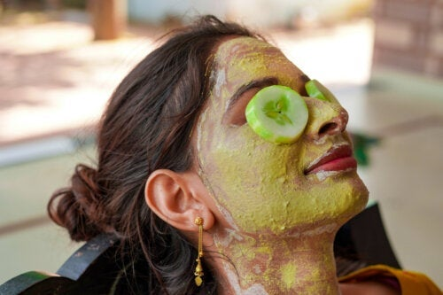 7 masques de peau au concombre