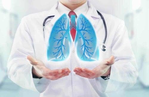 Santé pulmonaire.
