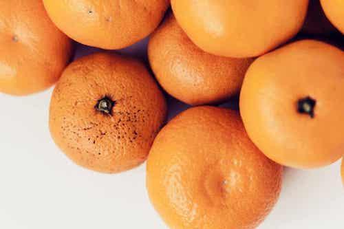 Recette du sorbet mandarine.