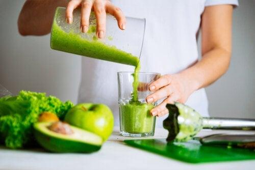 6 shakes protéinés pour perdre du poids