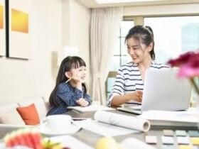 Comment télétravailler avec les enfants à la maison ?