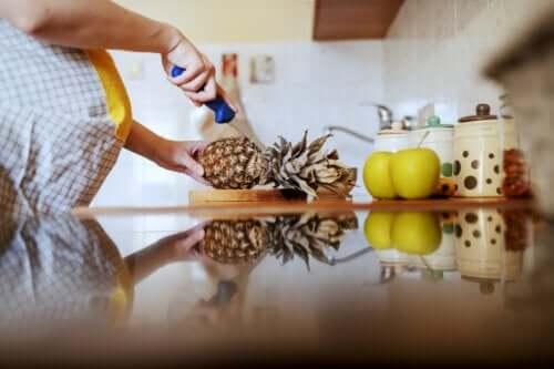 Est-il bon de manger de l'ananas pendant la grossesse ?