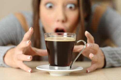 Qu'arrive-t-il à votre corps lorsque vous abusez de la caféine ?