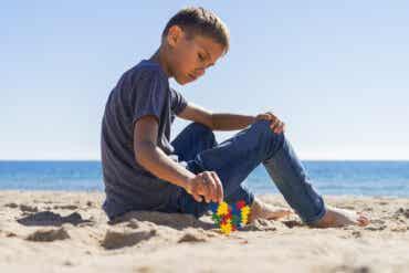 Les symptômes de l'autisme chez les enfants