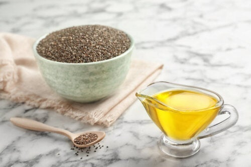 L'huile de graines de chia, un excellent anti-inflammatoire naturel