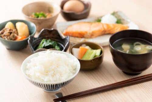 Quel est le régime asiatique ?