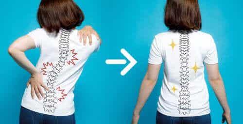 Upright : un appareil pour améliorer la posture